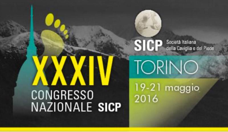 XXXIV Congresso della Società Italiana della Caviglia e del Piede (SICP)