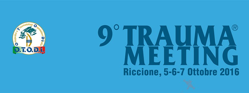 9° Trauma Meeting – OTODI