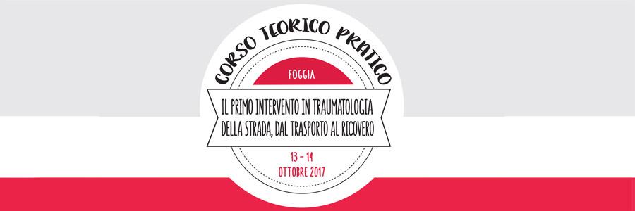 IL PRIMO INTERVENTO IN TRAUMATOLOGIA DELLA STRADA, DAL TRASPORTO AL RICOVERO